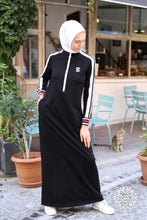 Load image into Gallery viewer, JUBBA 9067 BLACK