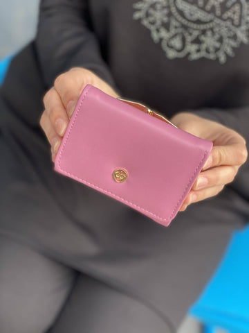 Card wallet - pink - 502