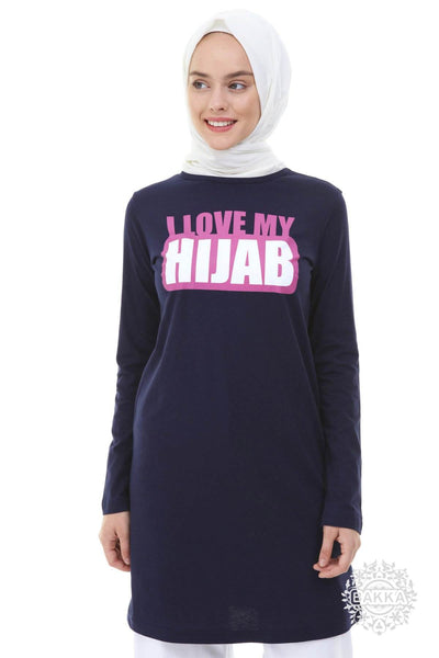 Blouse - I love my hijab