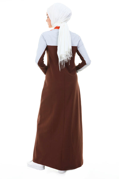 JUBBA -9061 - BROWN