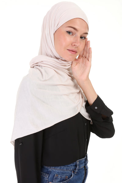 Hijab - 705- Off White
