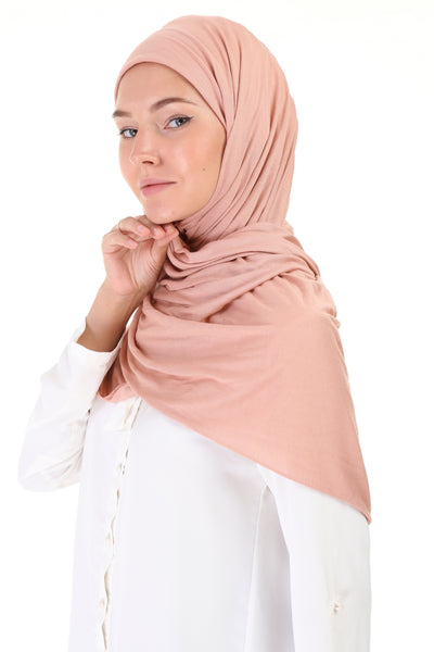 Hijab- 702- Light pink