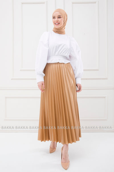 takim- 13349 - White & light brown