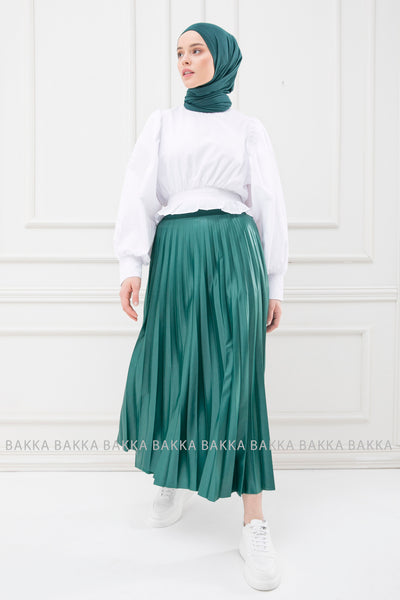 takim- 13349 - White & Dark green