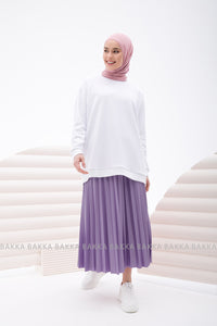 Skirt - 2170 -  Purple