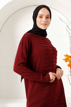 Load image into Gallery viewer, BLOUSE -MAROON