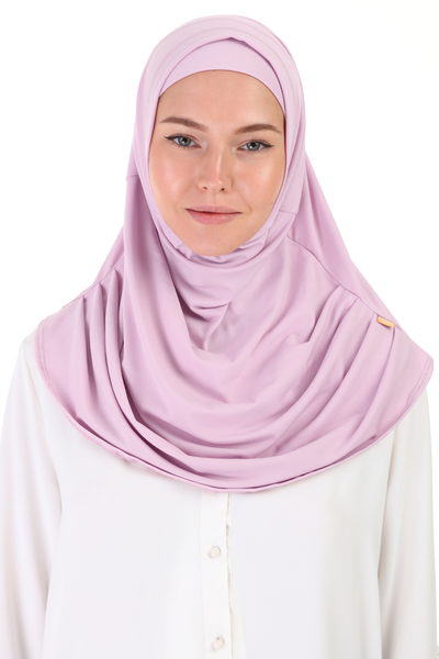 Scarf Bakka - 817 -Light purple
