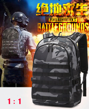 Bend the Trend PUBG Backpack Men