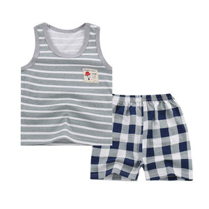 Bend the Trend Summer Baby Boys Girls Cartoon