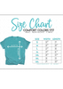 Short Sleeve Comfort Colors Applique Tee