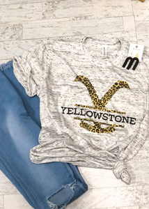 Yellowstone Sublimated Tee