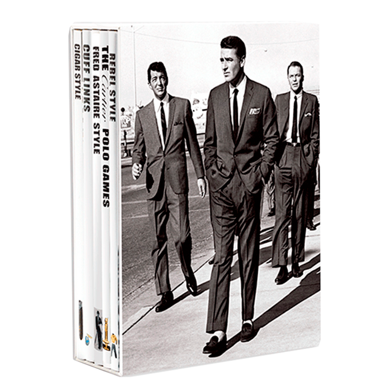 Memoire Slipcase: Men