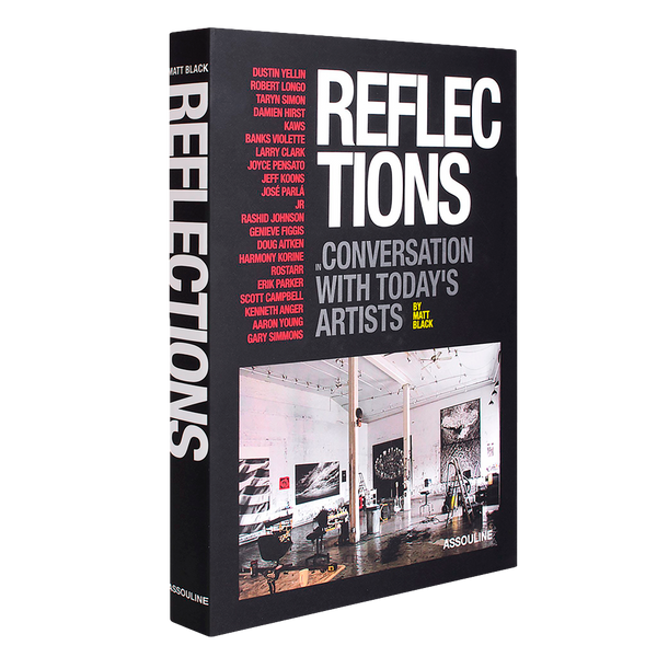 Reflections by Matt Black