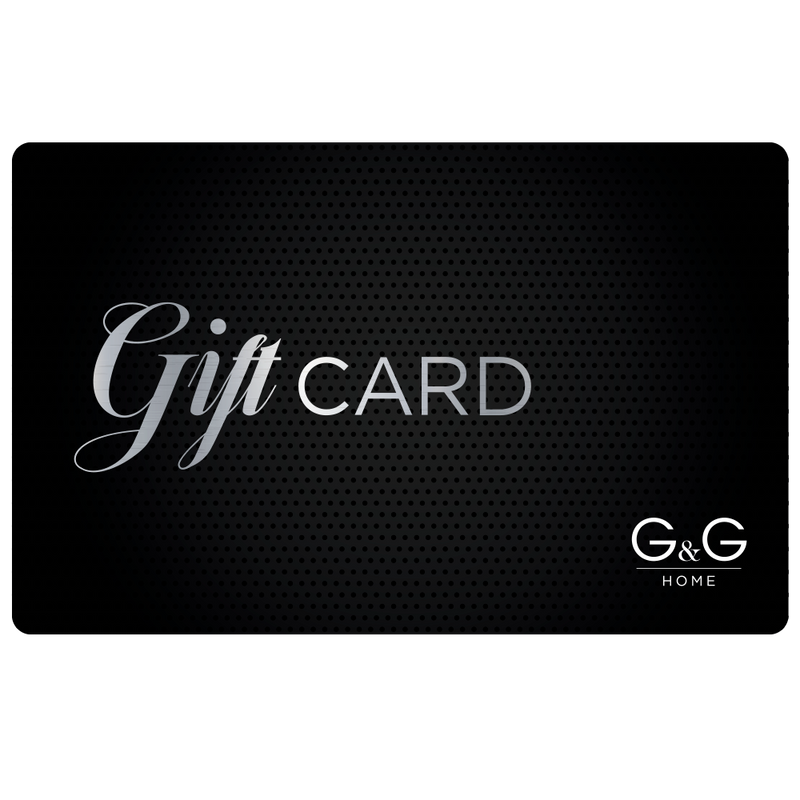 G&G Home Gift Card (ver opciones)