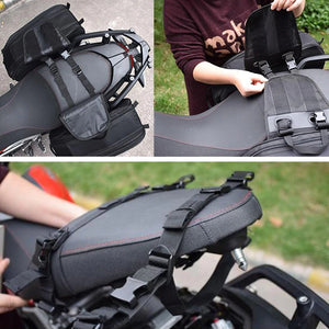 No Frame Biker Bag