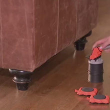 Load and play video in Gallery viewer, Heavy Furniture Roller Move Tools