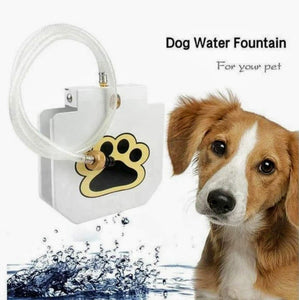 Outdoor Dog Water Fountain