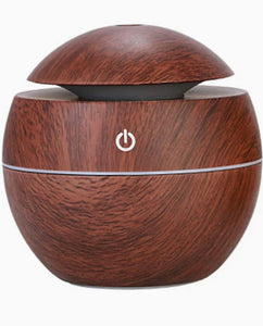 Mini Wood Air Humidifier