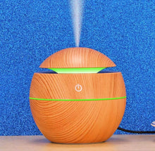 Load image into Gallery viewer, Mini Wood Air Humidifier