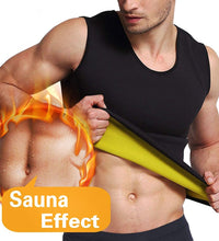 Load image into Gallery viewer, Men's Sauna Vest