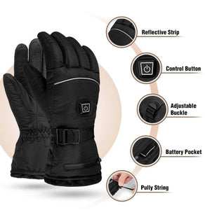 Heating Thermostat Gloves