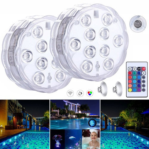 Underwater LED Light