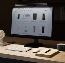 Load image into Gallery viewer, LED Desk Monitor Lamp