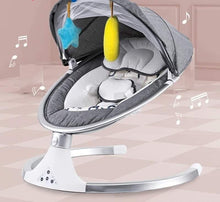 Load image into Gallery viewer, Baby Electric Rocking Chair