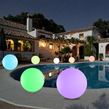 Load image into Gallery viewer, Floating LED Pool Balls