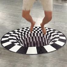 Load image into Gallery viewer, 3D Carpet Vortex Illusion