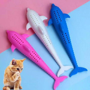 Cat Teeth Cleaner Toy