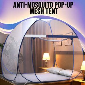 Pop Up Anti Mosquito Mesh Tent