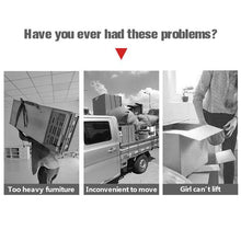 Load image into Gallery viewer, Heavy Furniture Roller Move Tools
