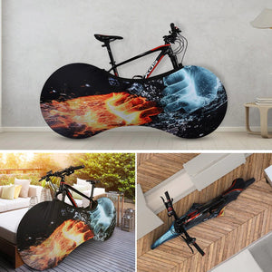 Artistic Bike Cover