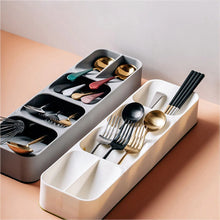 Load image into Gallery viewer, Cutlery Organizer Tray