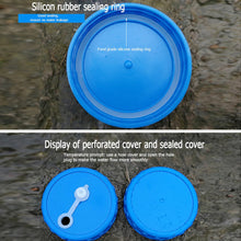 Load image into Gallery viewer, 12L Capacity Outdoor Water Bucket