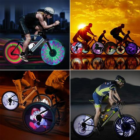 Bicycle Spoke LED Lights