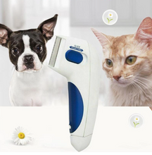Load image into Gallery viewer, Electric Pet Flea Comb