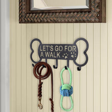 Load image into Gallery viewer, Metal Pet Dog Leash Hanger