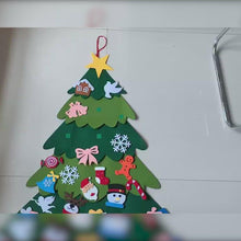 Load and play video in Gallery viewer, DIY Felt Christmas Tree
