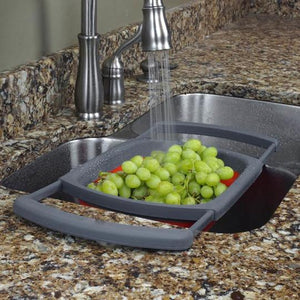 Collapsible Sink Colander