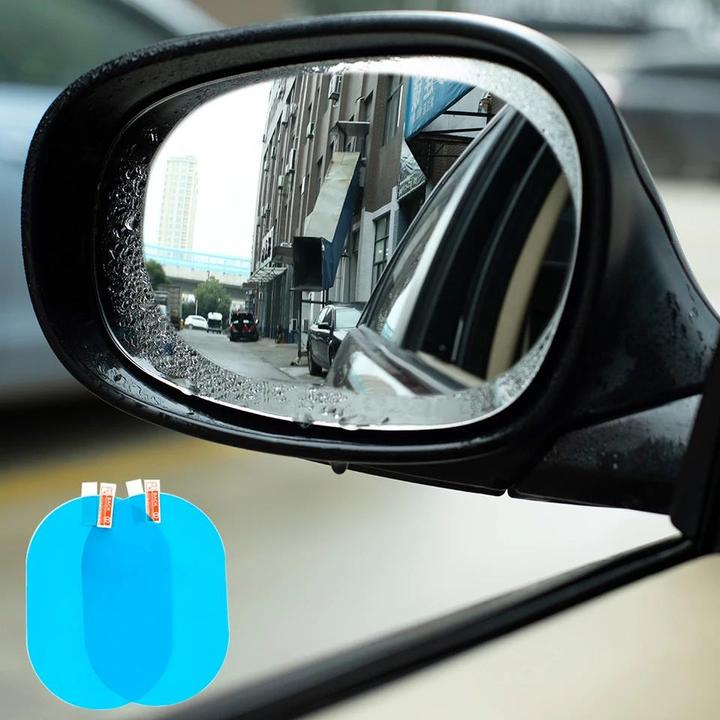 Rearview Mirror Protective Film (4PCS)