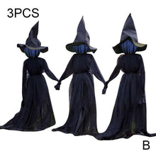Load image into Gallery viewer, Lighted Halloween Witch