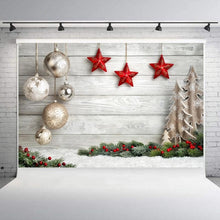 Load image into Gallery viewer, Background Christmas Decoration