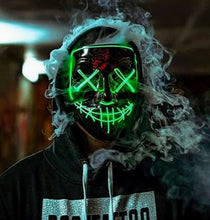 Load image into Gallery viewer, Halloween Led Mask