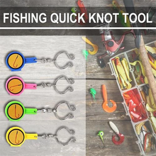Load image into Gallery viewer, Fishing Knot Tying Tool