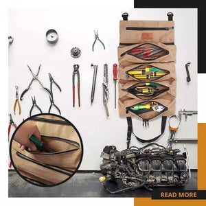 Multi-Function Roll Up Tool Bag