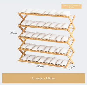 Household Foldable Rack