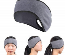 Load image into Gallery viewer, Winter Exercise Headband