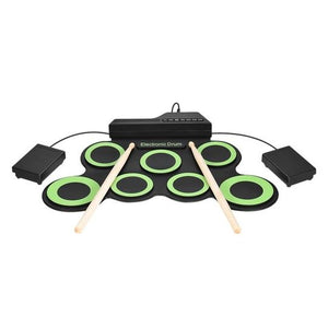 Portable Electronic Drum Set